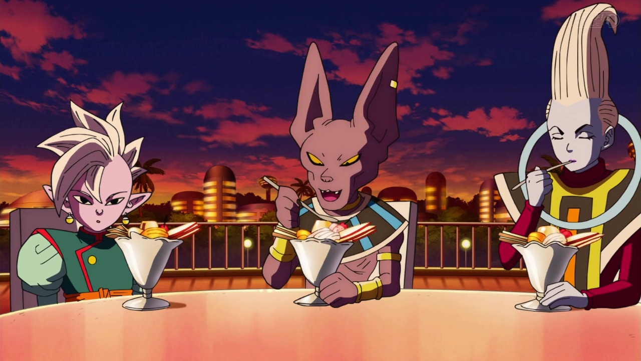 Dragon Ball Super - Kaioshin Beerus Whis