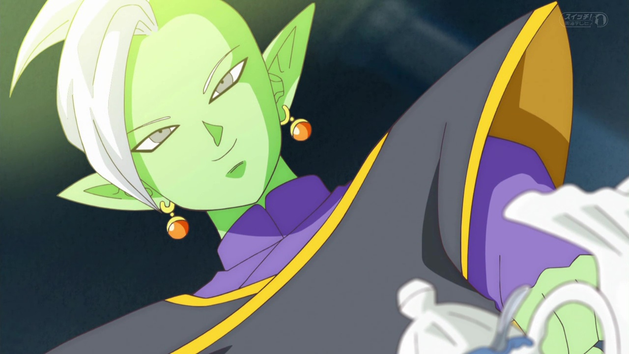 Dragon Ball Super Zamasu