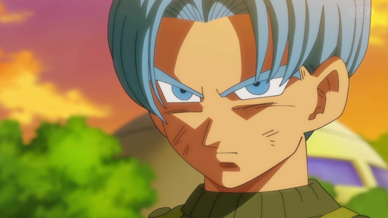 Dragon Ball Super Mirai Trunks