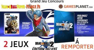 Jeu Concours : Gagnez 2 jeux Xenoverse 2