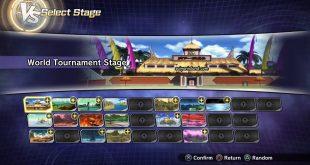 Dragon Ball Xenoverse 2 aura 28 arènes de combat à sa sortie