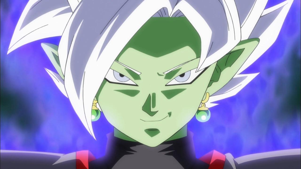 Fusion Black Goku Zamasu - Dragon Ball Super