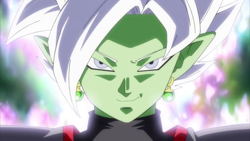 Dragon Ball Super - Zamasu Goku Black fusion