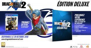"""Résultats de notre concours """"Gagnez 2 jeux Dragon Ball Xenoverse 2 Édition Deluxe sur Steam"""""""