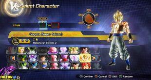 Dragon Ball Xenoverse 2 : La liste complète des personnages jouables