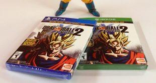 Dragon Ball Xenoverse 2 : Les jaquettes recto-verso PS4 et Xbox One
