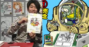 De premières images de Toyotaro-san à la Comic CON à New York