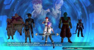 Dragon Ball Xenoverse 2 : Toutes les races et leur introduction
