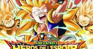 Le festival Dokkan de Gotenks Super Saiyan 3 dans Dragon Ball Z Dokkan Battle