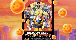 Bande annonce du concert Dragon Ball Symphonic Adventure