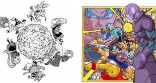 Dragon Ball Super : Sommaire, couverture et premiers extraits du tome 2