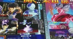 Dragon Ball Xenoverse 2 : Premières images de Gokû SSj Blue Kaioken, Frost et Cabbe