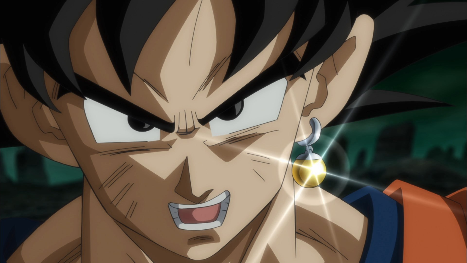 Dragon Ball Super - Goku potara