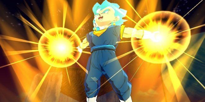 Mise à jour de Dragon Ball Fusions qui permettra d'obtenir les personnages de Vegetto Super Saiyan Blue et Zamasu Fusionné