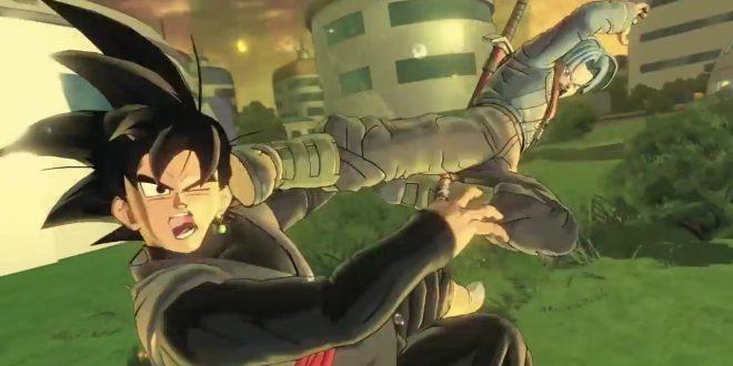 Premiers chiffres de vente pour Dragon Ball Xenoverse 2