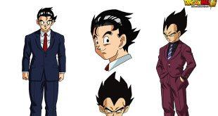 Dragon Ball Super Épisode 69 : Nouveaux look pour Gokû et Vegeta et nouveaux artworks