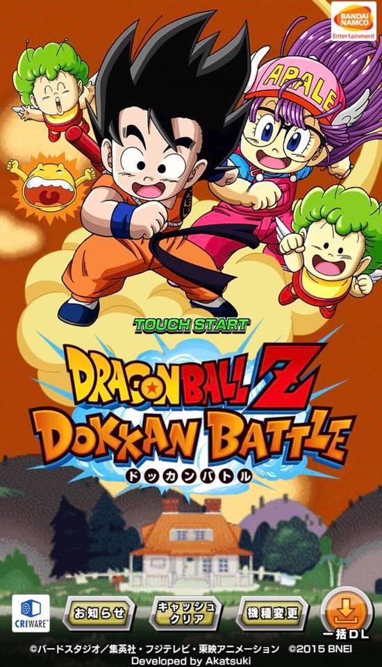 Sortie de la seconde partie du chapitre 3 du mode histoire dans Dragon Ball Z Dokkan Battle