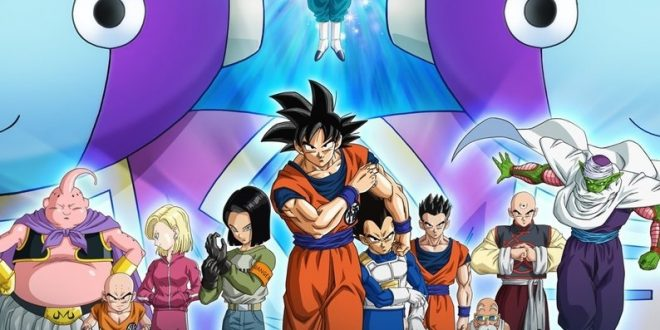 Dragon Ball Super : Nouveau visuel et synopsis du nouvel arc !