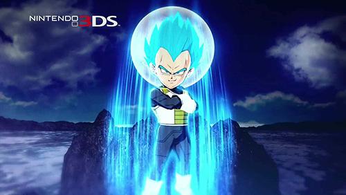 Nouveau spot publicitaire pour Dragon Ball Fusions