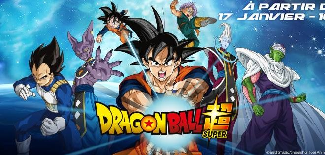 Dragon Ball Super : Toonami dévoile de nouveaux extraits en VF
