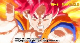 Dragon Ball Super Épisode 13 VF