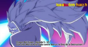 Dragon Ball Super Épisode 5 VF