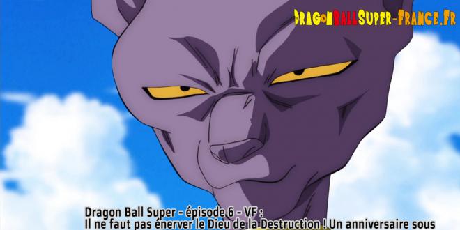 Dragon Ball Super Épisode 6 VF