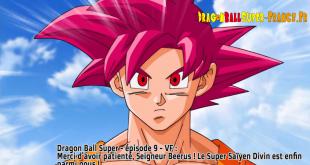 Dragon Ball Super Épisode 9 VF