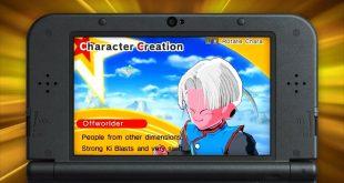 Dragon Ball Fusions nous explique la customisation d'avatar en vidéo