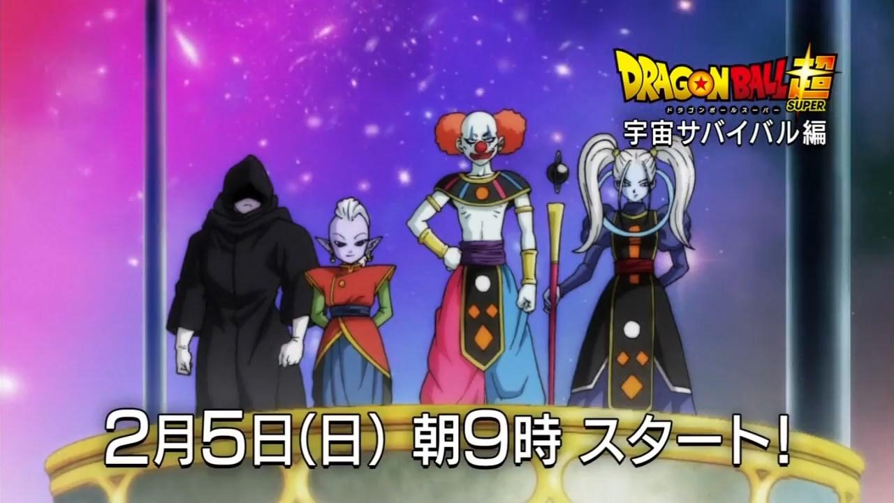 Dragon Ball Super - Dieu de la Destruction Clown