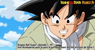 Dragon Ball Super Épisode 1 VF