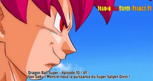 Dragon Ball Super Épisode 10 VF