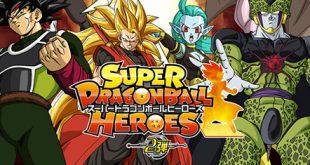 Sortie et histoire de la Mission 2 de Super Dragon Ball Heroes