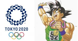 Gokû le personnage central de Dragon Ball sera l'ambassadeur des jeux olympiques 2020
