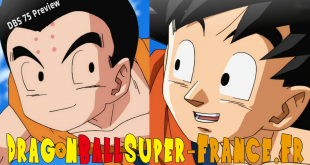 Dragon Ball Super Épisode 75 : Preview du site Fuji TV