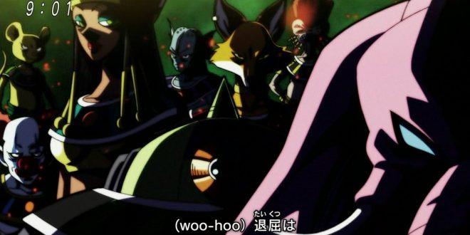 Dragon Ball Super Opening 2 : Genkai Toppa x Sabaibā