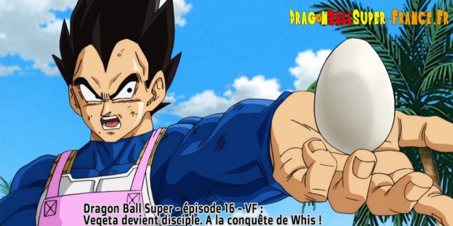 Dragon Ball Super Épisode 16 VF