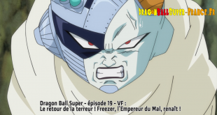 Dragon Ball Super Épisode 19 VF