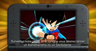 Dragon Ball Fusions nous explique son système de combat