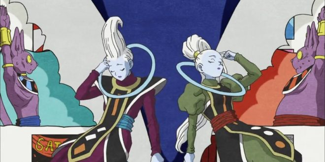 Dragon Ball Super Ending 7 : La V2 de « An Evil Angel and Righteous Devil »