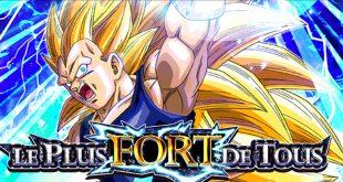 Dragon Ball Z Dokkan Battle : Le Plus Fort de Tous