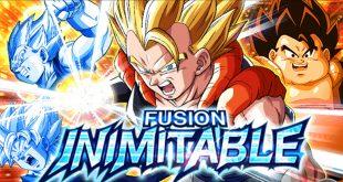 Dragon Ball Z Dokkan Battle : Fusion Inimitable