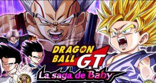 Dragon Ball Z Dokkan Battle : La Saga de Baby