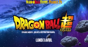 Dragon Ball Super en français : L'Arc Champa débarque le 3 Avril 2017