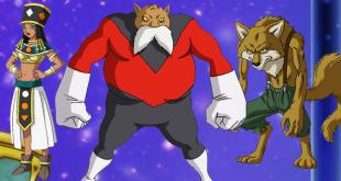 Détails des comédiens de l'Arc Survie de l'Univers de Dragon Ball Super