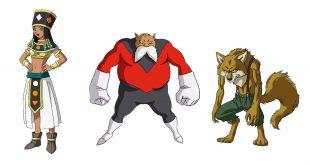 Dragon Ball Super : Encore de nouveaux personnages présentés