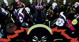Images inédites du nouvel arc de Dragon Ball Super