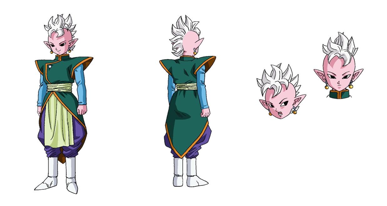 Anato, le Kaioshin de l'univers 1