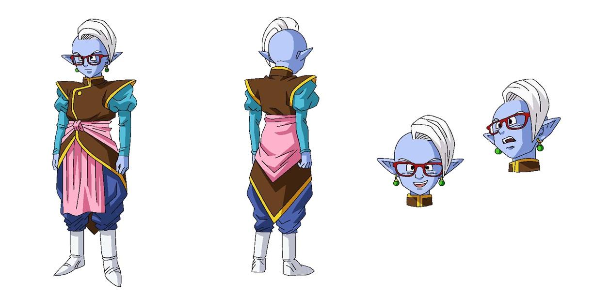 Ea, le Kaioshin de l'Univers 3