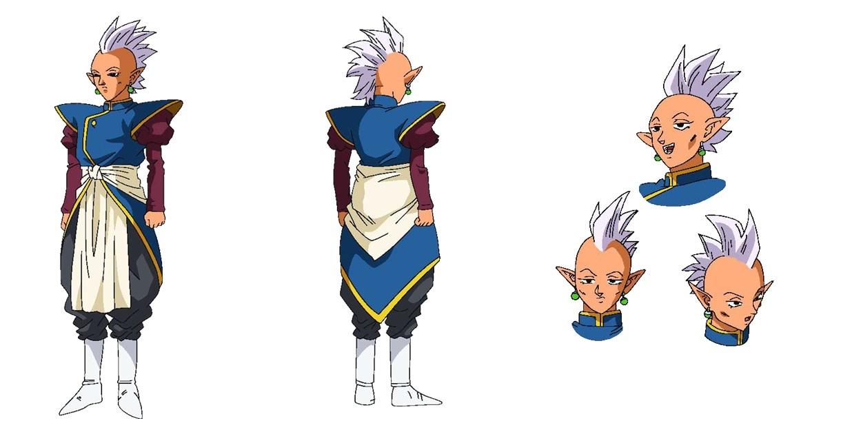 Kuru, le Kaioshin de l'Univers 4